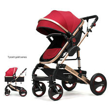 Baby New Belecoo Carriage Folding Stroller Buggy Pushchairs Travel System Pram
