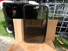 """RV Trailer Window, 24""""X42"""", With Screens, No Rings, Factory Take Out #581"""