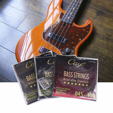 Caye BW Series 4/5/6/ Strings Sets For Electric Bass Musical Instrument Supplies