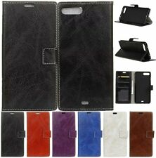 Luxury Flip Wallet Card PU Leather Cell Case Cover For Apple iPhone 7 / 7 Plus