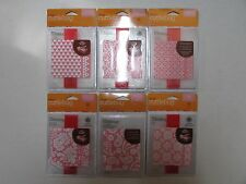 New Cuttlebug A2 Embossing Folder and Border
