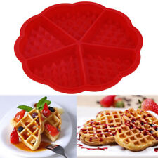 Hot Muffin Mold Cake Chocolate Baking Pan Silicone Mould Bakeware DIY New lot DP