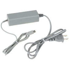 New AC Power Supply Adapter Charger for Nintendo/Wii U Gamepad Remote Controller