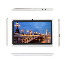 7'' Google Android 4.2 HD Tablet Laptop Wifi 4GB Dual Core Dual Camera HOT SALE