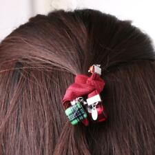 Simple Design Girl Elastic Square Jelly Hair Rope Ponytail Holder Hair Accessory