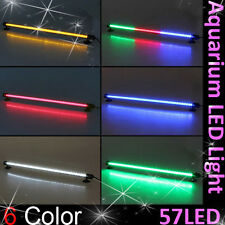 57 LED 48cm Fish Tank Bar Waterproof Submersible Stick Strip Light