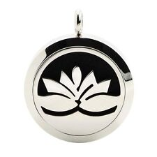 Locket Necklace Stainless Steel Voguish Fashion Style Hot! Charm Pendant Unique