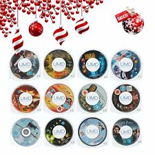 ●● UMD MOVIES - ONLY for Sony PSP - PLAY STATION PORTABLE ●● Disc Only  25/11