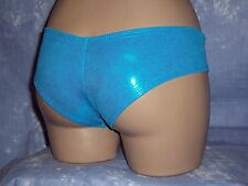 METALLIC BOOTY SHORTS dancewear exotic dancer stripper clubwear pole dancing