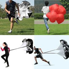 Running Speed Training Resistance Parachute Chute Power Adult Party Sports Drill