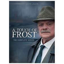 A TOUCH OF FROST - The Complete Series Collection on DVD (2013, 19-Disc Set) NEW