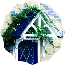 Ashcombe - Timber Door Canopies - Bespoke wooden porch, canopy, gallows brackets