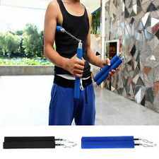 Martial arts practice foam sponge training nunchucks PD