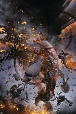 Marvel Ghost Rider: Trail Of Tears No.4 Cover: Ghost Rider Poster