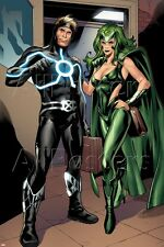 Marvel X-Factor No.230: Havok and Polaris Poster