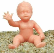 Mini Babies - 3 Poses - Plastic Dolls - Italy - Sets of 12, 25 or 100 Pieces