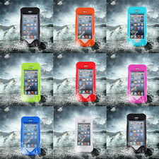 Hot IP-68 Waterproof Shockproof Dirt Proof Cover Case for iPhone 5/5S/SE Lx