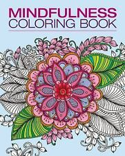 Chartwell Coloring Bks.: Mindfulness Coloring Book (2015, Paperback)