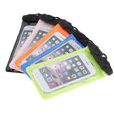 Swimming Waterproof Underwater Diving Dry Bag Pouch Case For Smart Phone Lot JCV