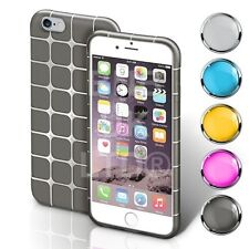 BLACK FRIDAY Transparent Clear Cube Silicone Gel Case Cover For Various Mobiles