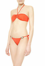 La Perla Portofino Orange Bikini Top and Bottom Set - Various Sizes