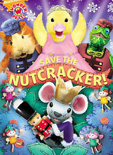 Nickelodeon Wonder Pets! ~ Save the Nutcracker ~ New DVD FREE SHIPPING