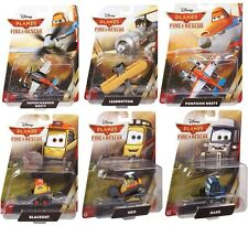DISNEY - PLANES - Fire & Rescue Edition Die-cast Vehicles OFFICIAL Pinecone Maru