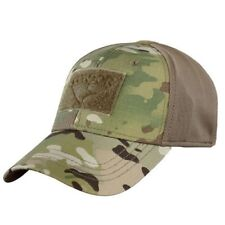 Condor Flex Tactical Cap Crye MULTICAM Fitted Hat Reinforced Stitching 3 Panels