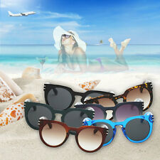 Men and Women's Fashion Vintage Cool Square Frame Sunglasses for Outdoor VE