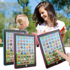 Tablet Pad Computer For Kid Children Learning English Educational Teach Toy TY