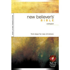 NEW BELIEVER'S DEVOTIONAL COMPACT STUDY BIBLE NEW LIVING TRANSLATION TESTAMENTS