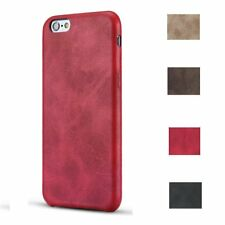 Slim Luxury Leather Skin Ultra-thin Back Case Cover For Apple iPhone 6 / 6S