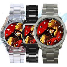 NEW Wrist Watch Stainless Metal Anime InuYasha The Kagome Final