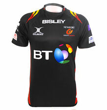 Gilbert Newport Gwent Dragons 16/17 Replica Home Jersey Juniors
