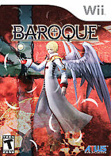 Baroque (Nintendo Wii) Complete FAST SHIPPING