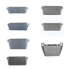 "Bar And Plate Universal Front Mount Black Silver Intercooler or Kits 2.25"" to 3"""