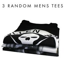 Sullen 3 Random Mens T -shirt Tee Streetwear Tattoo Art Urban Punk Brand New