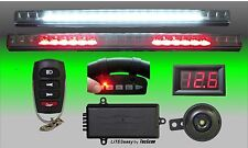 EZGO Golf Cart LiTESeasy Deluxe Wireless Light & Signal Kit & Bonus Remote