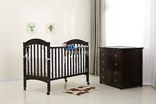 BRAND NEW BABY CLASSIC COT PACKAGE - COT, CHEST OF DRAWER & MATTRESS