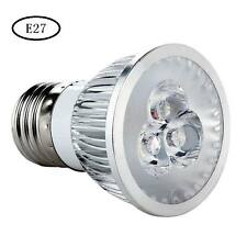 Well 3W E27/GU10/MR16 UV Ultraviolet Purple LED Spot Light Bulb Lamp 85-265V/12V