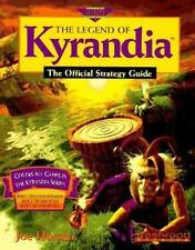 The Legend of Kyrandia: The Official Strategy Guide Secrets of the Games 1,2,3