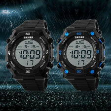 New SKMEI Multifunctional Digital LED Display Sport Watch Large Dial 1130 lot DP
