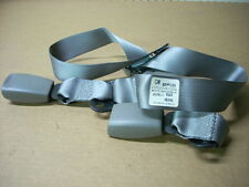 CADILLAC, CHEVY, GMC REAR SEAT BELT COLOR PEWTER