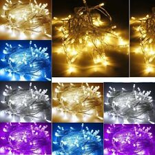 10M 100LED Battery Fairy String Light Outdoor Wedding Christmas Party Lamp HI