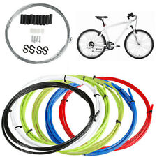 BXM Bike Brake Shifter Cable Housing Kit Set for Road Mountain Bicycle Cycling