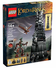 LEGO Lord of the Rings - Tower of Orthanc 10237 New and Sealed - Ships Fast!