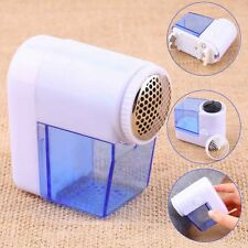 Electric Mini Fuzz Cloth Pill Lint Remover Wool Sweater Fabric Shaver Trimmer O9