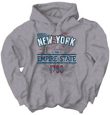 New York State American Eagle USA T Shirt Patriotic Gift Ideas Hoodie Sweatshirt