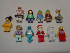 LEGO Personnage Figurine Minifig Serie Choose Model