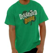 Drinking Party St. Patricks Day Beer Irish Drunk Funny Humor T T-Shirt Tee